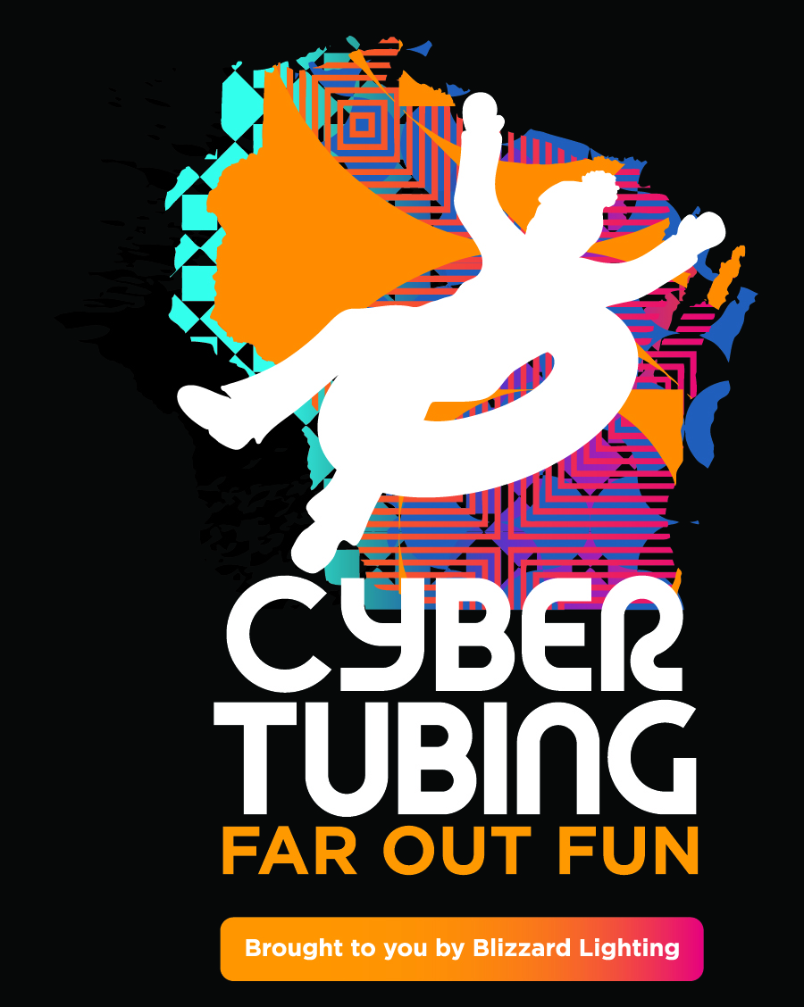 CMV Cyber-Tubing Logo BlizzardLighting